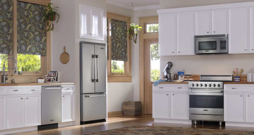 8 high end appliance packages for under