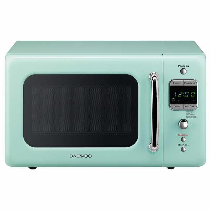 best compact microwaves for small spaces