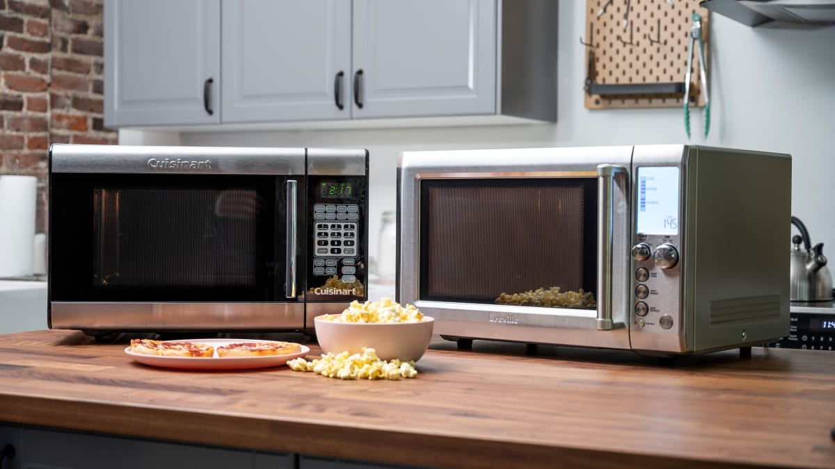 the best countertop microwaves of 2021