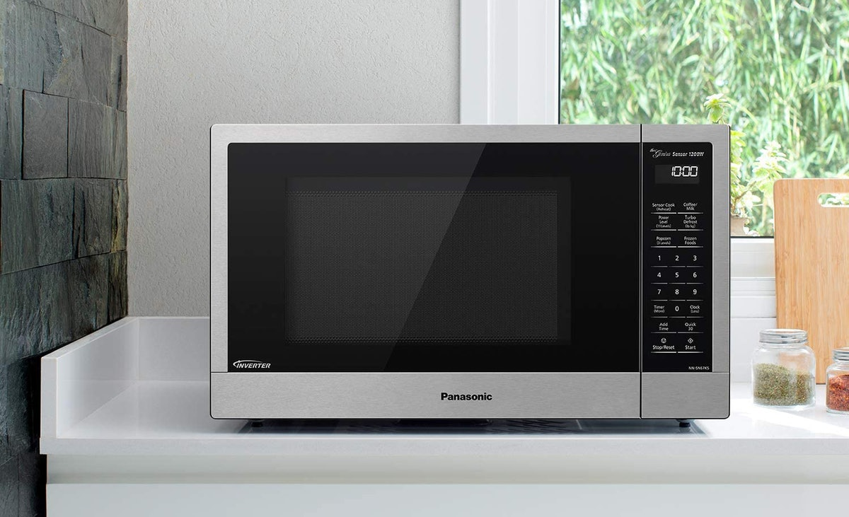 short on space these compact microwaves are perfect for small kitchens