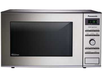 compact countertop microwave oven