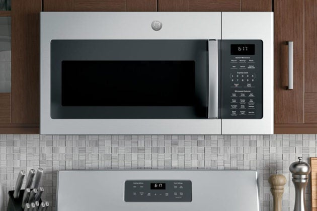 the best over the range microwave