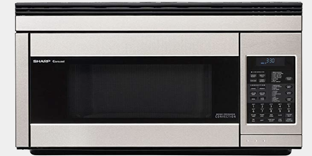 this top rated microwave can replace your oven