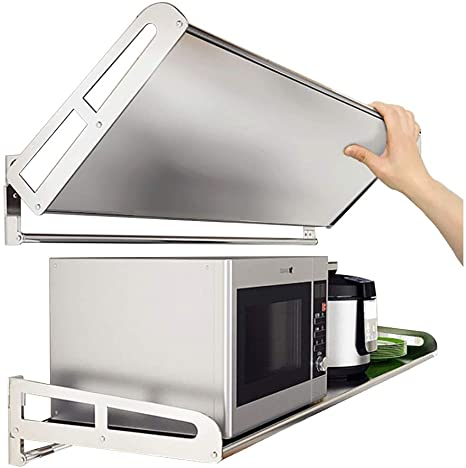 foldable stainless steel microwave oven
